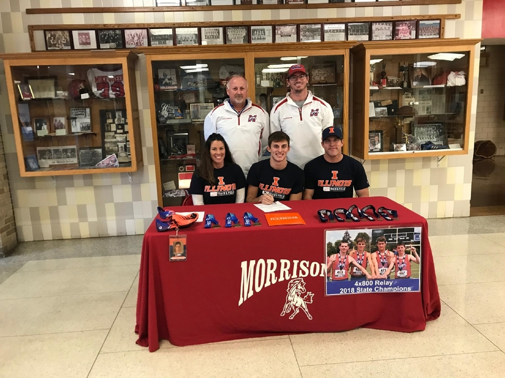 Anderson signs with U of I